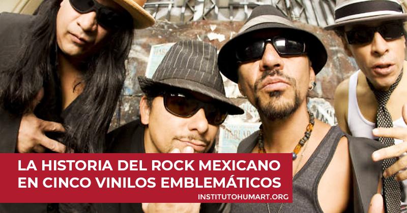 La historia del rock mexicano en cinco vinilos emblemáticos