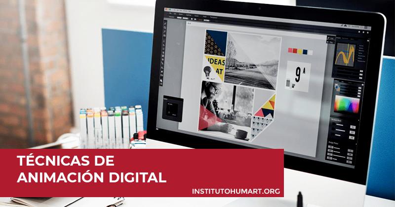 Técnicas de animación digital