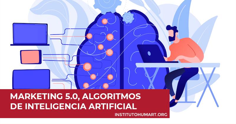 Marketing 5 entre algoritmos de Inteligencia Artificial