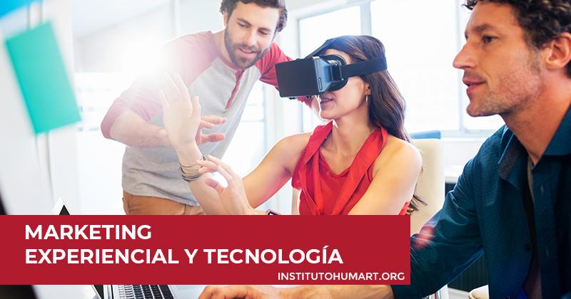 Marketing experiencial y tecnología