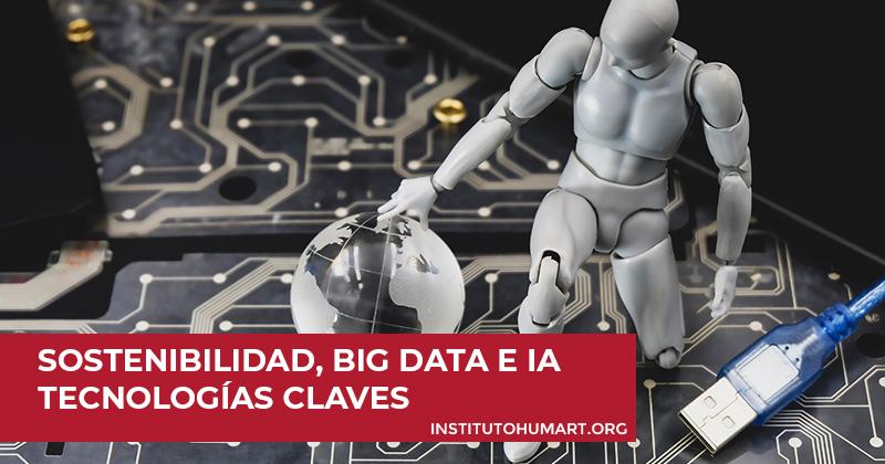 Sostenibilidad Big Data e IA tecnologías claves en logística